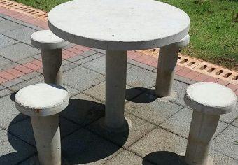 mesa de concreto 4